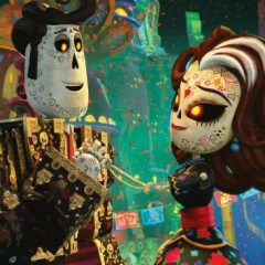 Banda sonora de 'El libro de la vida', película de animación de Guillermo del Toro