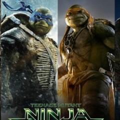 Estrenos de cine del viernes 17 de octubre, las tortugas ninja son las favoritas