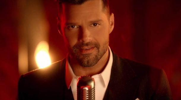 Ricky Martin, video Adiós