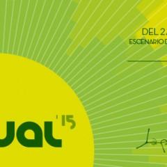 El Festival Actual 2015 de Logroño se vivirá en la Plaza de Toros de La Ribera