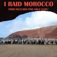 I Raid Morocco, del 4 al 8 de Diciembre, ¿te vienes y lo cuentas?