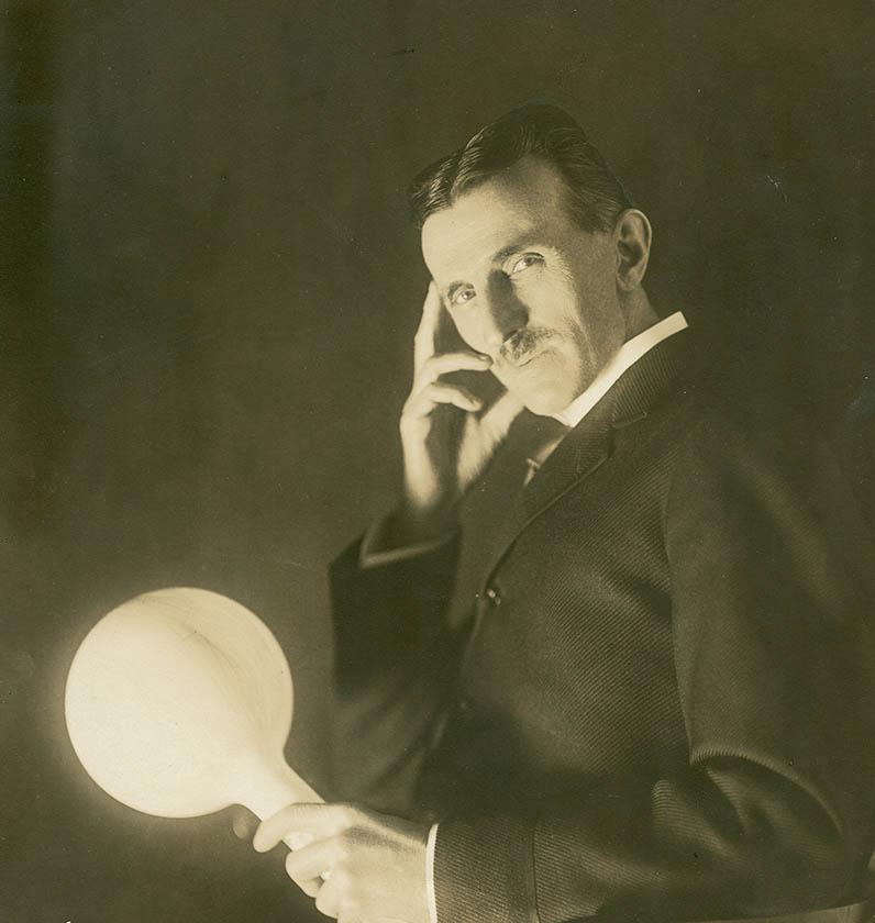 Exposición Nikola Tesla en Madrid