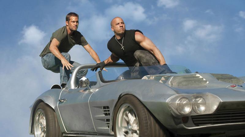 Fast and Furious 7, tráiler