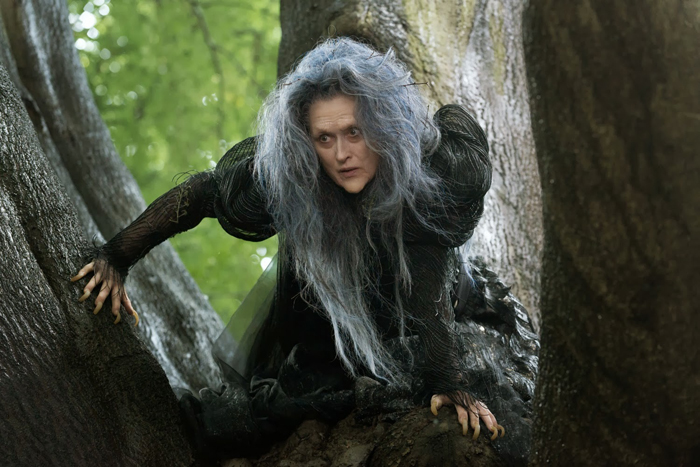 Into The Woods, Meryl Streep