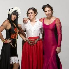 Video de 'Que nadie sepa mi sufrir'; Lila, Niña y Soledad, juntas