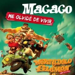 Video: Macaco canta 'Me olvidé de vivir' para 'Mortadelo y Filemón contra Jimmy el Cachondo'