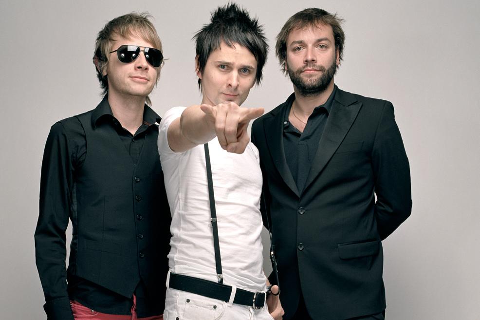 Muse, BBK Live 2015