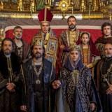 Preestreno del final de 'Isabel', en Madrid, con los protagonistas de la serie