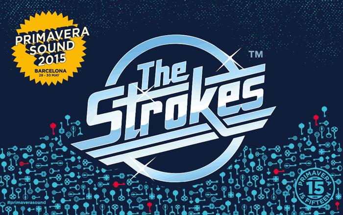 The Strokes, Primavera Sound 2015