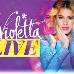 Nuevos conciertos de 'Violetta Live' en su gira de 2015 por España