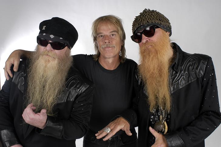 ZZ Top al Azkena Rock 2015