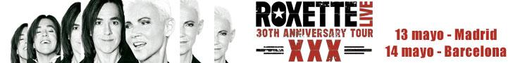 Entradas para los conciertos de Roxette en España