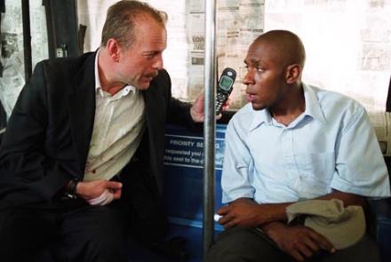 16 calles película con Bruce Willis