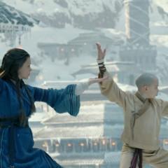 La película de la semana es 'Aribender, el último guerrero'