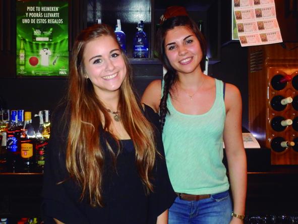 Alicia y Estela