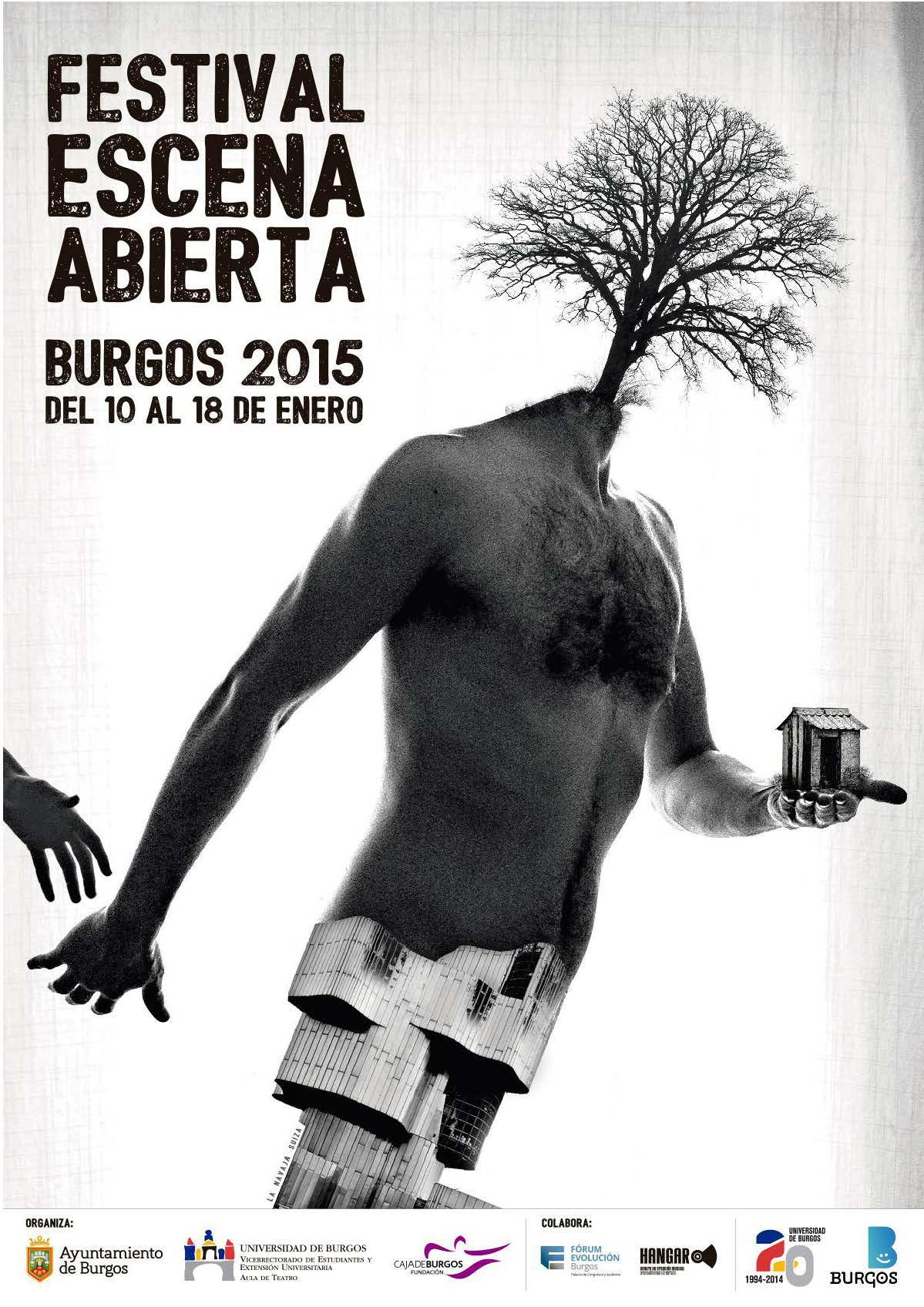 Festival Escena Abierta 2015 en Burgos