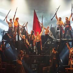 El musical 'Los miserables', la gira más exitosa con 350.000 espectadores