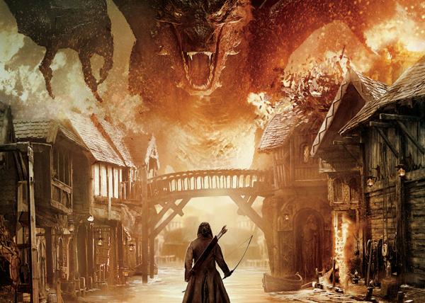 Estreno de El Hobbit la batalla de los cinco ejercitos