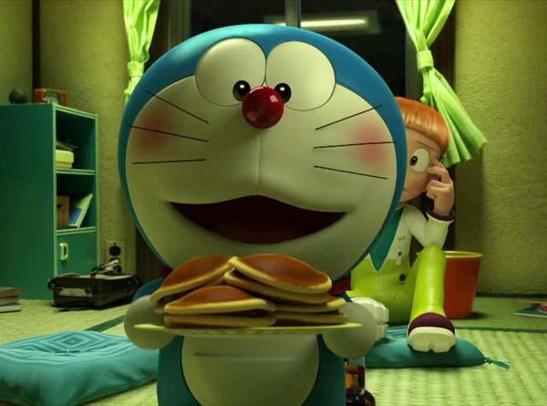 Estrenos del viernes 19 de diciembre, Doraemon