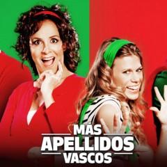 'Más apellidos vascos' en Madrid, obra de teatro basada en la famosa película