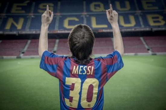 Messi. estrenos de cine del 1 de enero