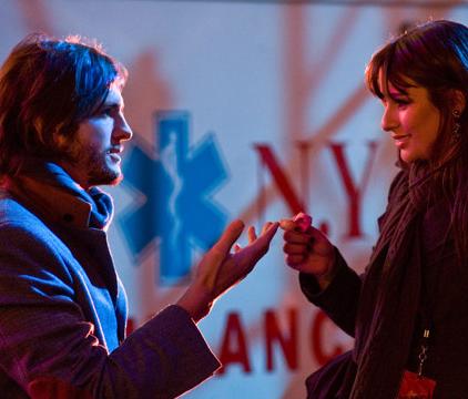 'Noche de fin de año' en Antena 3, el Nueva York más romántico