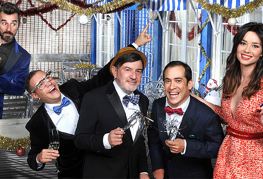 Nochevieja en Mediaset