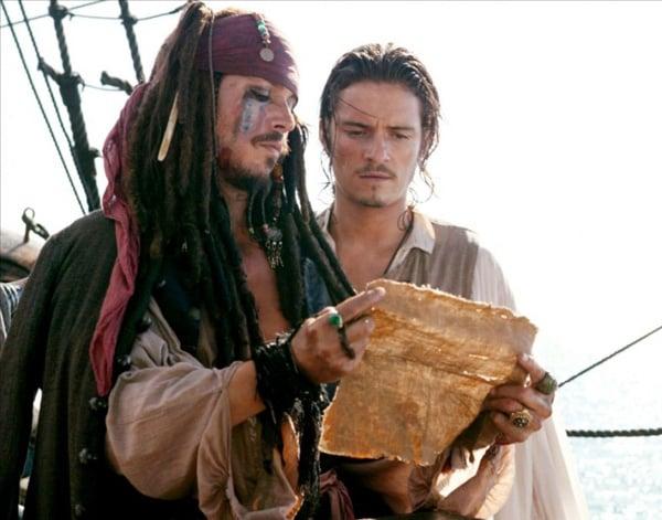 'Piratas del Caribe El Cofre del Hombre Muerto'