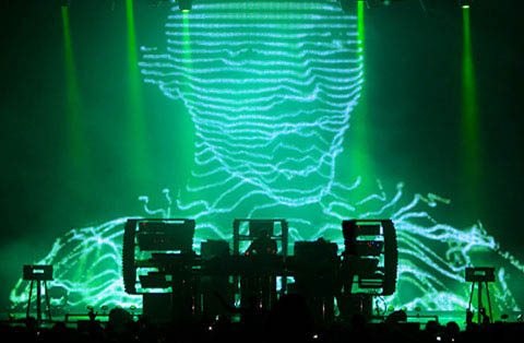 The Chemical Brothers, Cartel Sónar Barcelona 2015