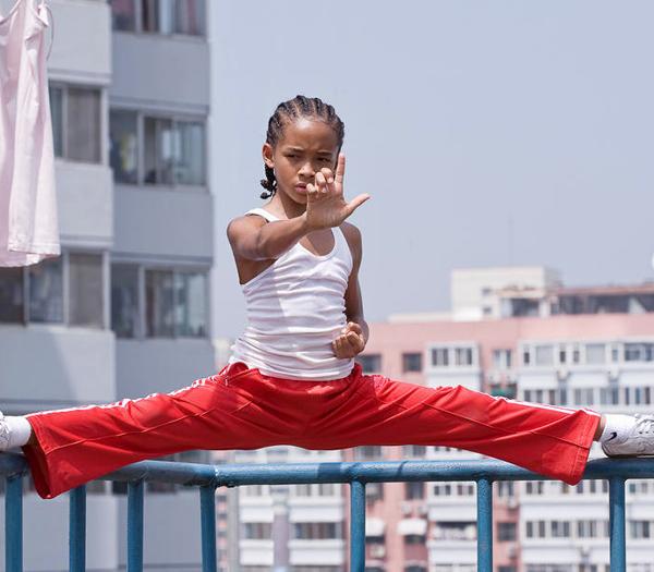 The Karate Kid en Antena 3