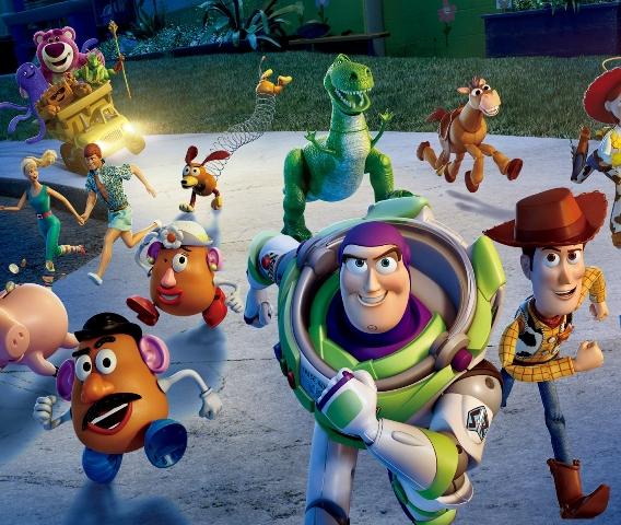 Toy Story 3 en Antena 3