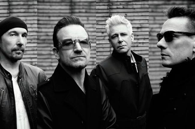 Tributo a U2 en La Solía