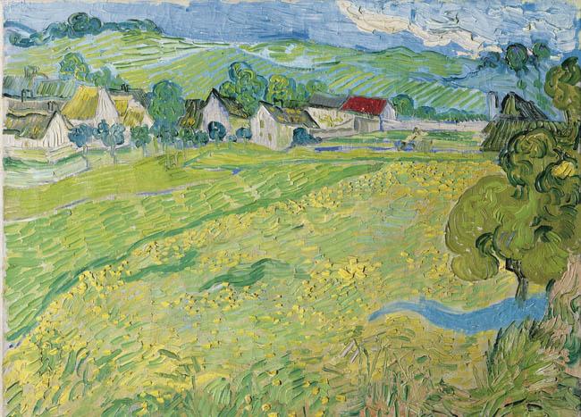 Van Gogh en el Thyssen