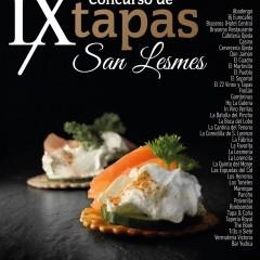 Concurso de tapas de San Lesmes 2015