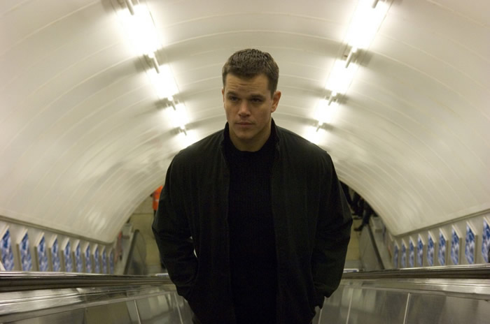 El Ultimatum de Bourne en Antena 3