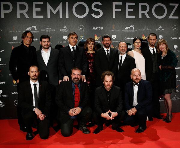 Listado de ganadores de los Premios Feroz 2015
