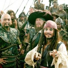 'Piratas del Caribe: En el fin del mundo' en Telecinco