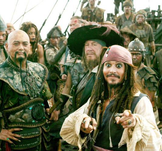 Piratas del Caribe En el fin del mundo 3