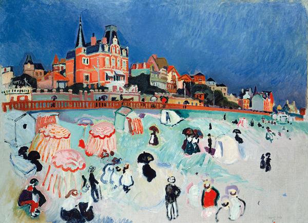 Exposición de Raoul Dufy en el Thyssen