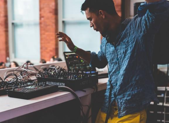 Monegros es Groove Parade en 2015