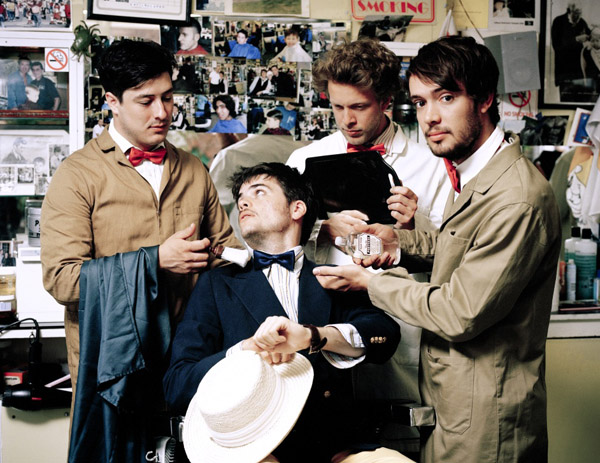 Mumford and sons en el BBK Live 2015