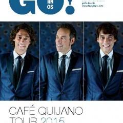 Ya está aquí la revista GO! Burgos de febrero