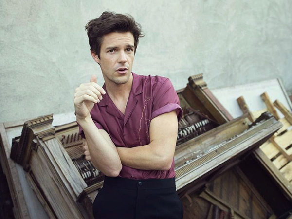 Brandon Flowers estrena el single Cant Deny My Love