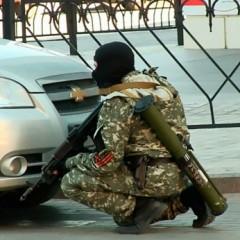 'En tierra hostil', la guerra de Ucrania