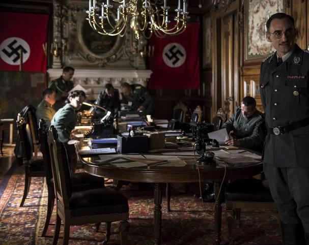 Los nazis en El ministerio del tiempo