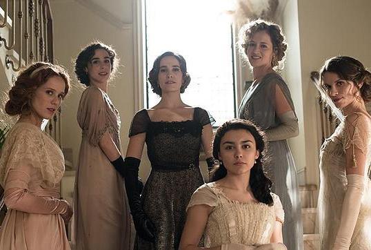 Seis hermanas, la nueva serie para las tardes de La 1