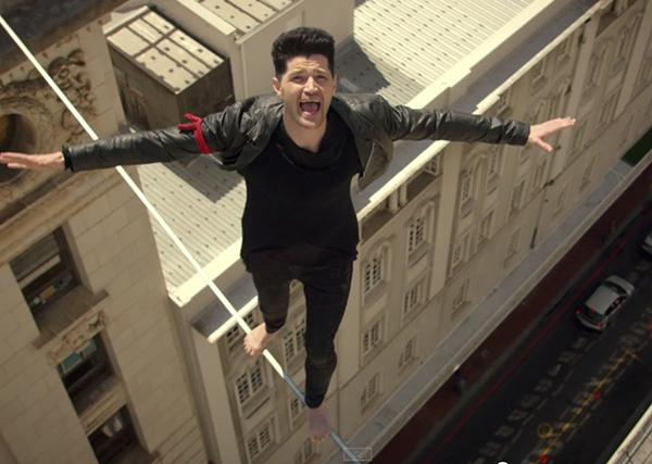 The Script estrena el vídeo de Man On A Wire
