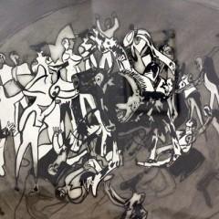 A arte do gravado de Picasso a Barceló