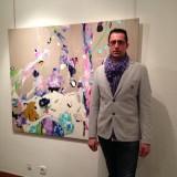 Exposición de Alfredo Gutiérrez en el Consulado del Mar
