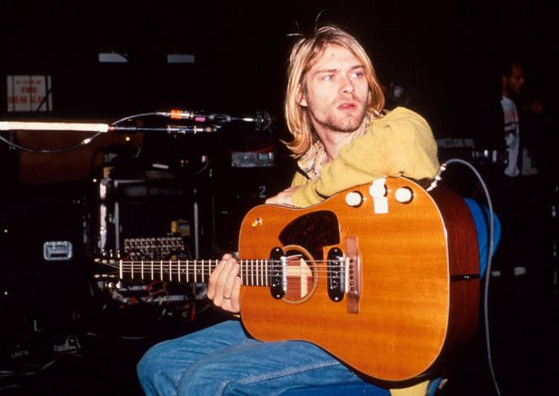 Estreno del documental de Kurt Cobain en España